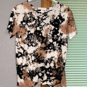 Gilded Intent Bleached/Distressed Shirt